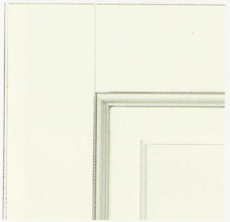 laccato bianco classico + passature
